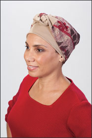 Rosemary head wrap
